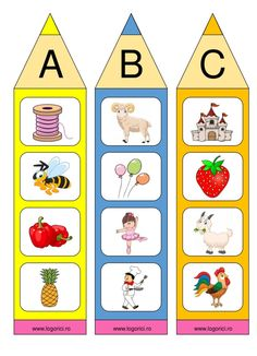 Kindergarten Activities, Alphabet, Learning, Decor, Early Education, Brain Teasers, Creative Crafts, Literatura, Creativity