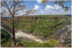 Batoka Gorge in Zimbabwe