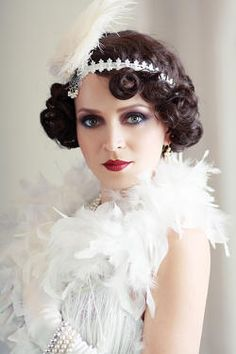 gatsby makeup - Google Search