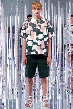 GARMENT =========================== Sacai Spring-Summer 2015 Men's Collection