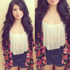 I Want Her Hair!!! <3