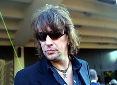 Richie Sambora June 23, 2012 Listening Party sunset Session Palm Springs, California
