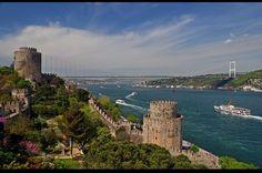Bosphorus, Istanbul,Turkey