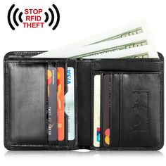 Hand Fingers Bw Leather Passport Holder Cover Case Travel One Pocket