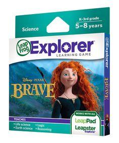 Loving this Brave Explorer Game on #zulily! #zulilyfinds