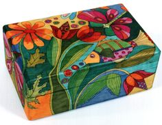 Helen Heins Peterson - BX12 - 8 inches by 5.25 inches by 3.25 inches (20 cm x 13 cm x 8 cm)
