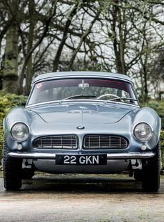 John Surtees' BMW 507 Roadster Can Be Yours For Nearly $3 Million #bmwclassiccars