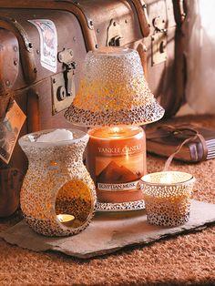 Yankee Candle Sunset Mosaik