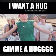 This will be me if I can even get words out when I meet Ross Lynch a.k.a my future boyfriend!!❤️❤️❤️