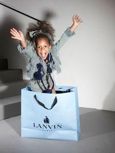 Petite Lanvin