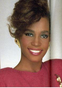 Whitney Houston ... isn't she lovely?