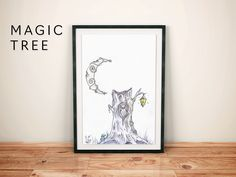 Ознакомьтесь с моим проектом @Behance: «Magic Tree» https://www.behance.net/gallery/54756125/Magic-Tree