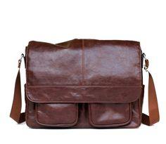Kelly Moore Boy Brown | Stylische Kelly Moore DSLR Kameratasche, Laptop Tasche | bei PhotoQueen