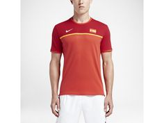 NikeCourt AeroReact Rafael Nadal Challenger Men's Tennis Shirt