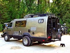 The ultimate camper. I'm in...
