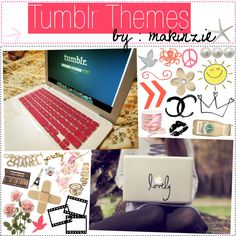 """Tumblr Themes ♥ ."" by the-polyvore-tipgirls on Polyvore"