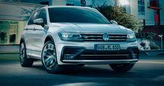 Nuevo Volkswagen Tiguan http://www.volcenter.es/es/configurador/volkswagen/volkswagen-tiguan/1042