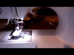 How to thread Brother Project Runway Edition Sewing Machine