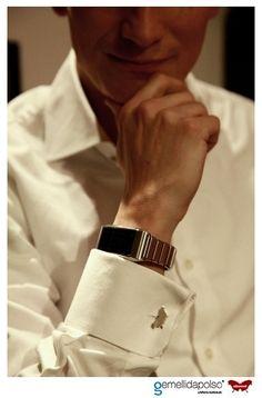 "Marco Abbamondi   ""in_divenire cufflinks"""