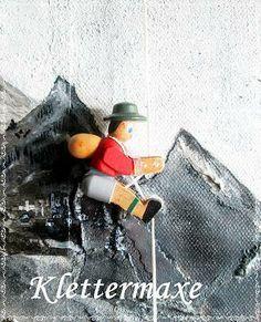 *** Klettermaxe *** von Midos -Art auf DaWanda.com