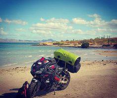 Nikki Misurelli, una donna in moto in giro per il mondo