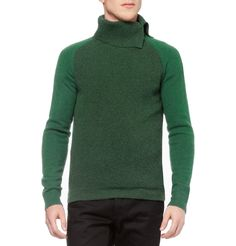 Bottega VenetaWool and Cashmere-Blend Rollneck Sweater|MR PORTER