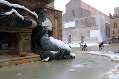 Fontana del Nettuno (particolare)