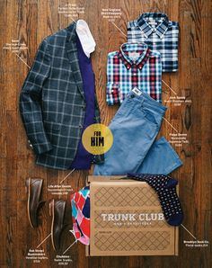 Companies Like Trunk Club and Le Tote Are Bringing Fashion to Your Doorstep   Adweek