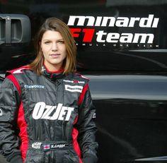 Katherine Legge takes on Formule E with Super Aguri.
