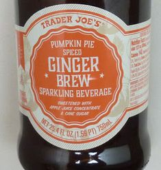 Ever heard of the Baader-Meinhof Phenomenon? It's that thing that happens when you just hear of something for the very first time, and. Copper Mugs, Liquor Store, Ginger Beer, Trader Joe's, Pumpkin Pie Spice, Tv Commercials, Mixed Drinks, Grocery Store, Beer Bottle