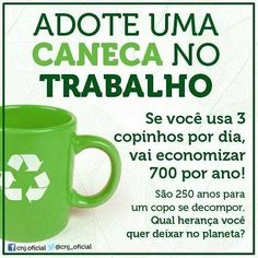 Vamos cuidar do planeta? #sustentabilidade #planeta #natureza #amor #caneca # mug by customania.br http://ift.tt/1TNZSlW