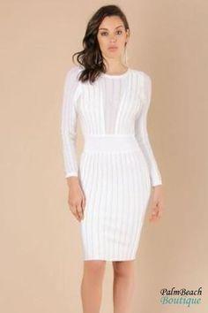 a12d8fb5ca Palm Beach Boutique Fashion · Product Description  Bead Embellished Mesh  Bandage Dress Class   Sophistication!! It s a dress
