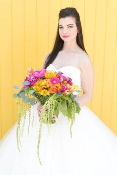 COLORFUL WAYS TO STYLE A BARN WEDDING | Bespoke-Bride: Wedding Blog