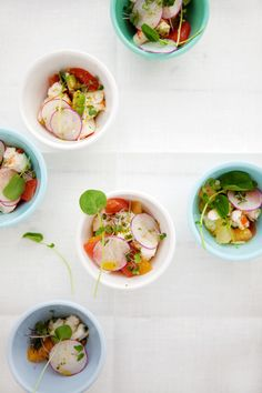 lobster and citrus salad with tarragon-oil