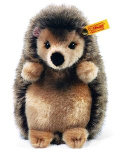 Steiff Joggi Standing Hedgehog ** More info could be found at the image url.