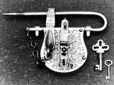 Antique Lock and Keys