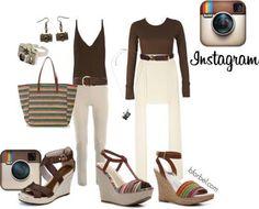 Social Media-Inspired Wardrobes - instagram