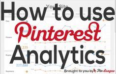 How to use Pinterest's New Analytics