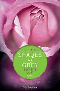 """Cover Band 3 / Vol. 3 """"Shades of Grey. Befreite Lust"""" auf Deutsch im Goldmann Verlag (German version, original title """"Fifty Shades Freed"""")"""