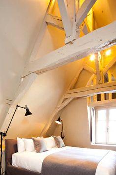 La Maison Pavie, chambres d'hôtes dans le centre historique de Dinan en Bretagne #France
