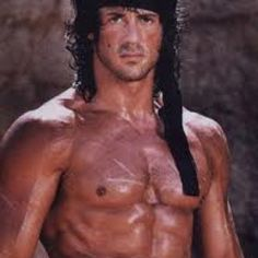 Frank Stallone's brother, Sly, as John Rambo. I purposely avoid most Sylvester Stallone movies because I absolutely adore Frank, but I've always enjoyed Rambo First Blood. Bruce Willis, Sylvester Stallone Rambo, Chuck Norris, Dwayne Johnson, Keanu Reeves, Silvestre Stallone, Rambo 3, Stallone Rocky, Childhood Images