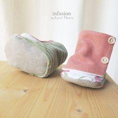 Organic Baby Boots.