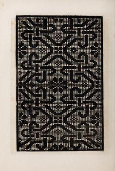 Gallery.ru / Фото #130 - Patrones de Broderies - shtushakutusha Celtic Cross Stitch, Cross Stitch Borders, Cross Stitch Designs, Cross Stitch Patterns, Filet Crochet, Crochet Doilies, Viking Pattern, Shawl Patterns, Tapestry Crochet