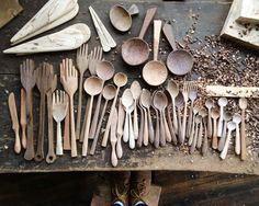 <p>The Brooklyn-based woodworker makes strikingly beautiful tabletop items that are almost too precious to use. Ariele Alasko is afull-time woodworker and sculptor. She has a BFA in sculpture from Pr