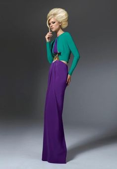 Versace Atelier Fall Winter 2011 2012