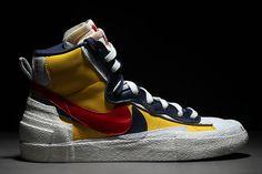 d2a2a8e603a7 Here s Our Best Look Yet at the Rumored sacai x Nike Blazer Mid Release  Date