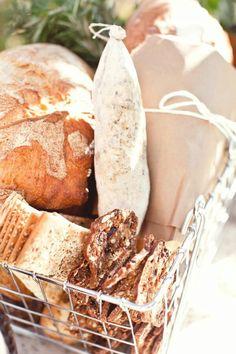 Bread centre pieces?