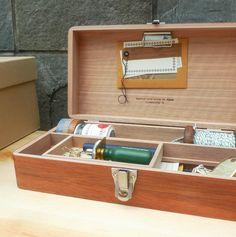 Desk Tool Box (Size Standard) by Classiky Japan