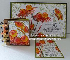 Strahlendes Jofy-Blumen-Set