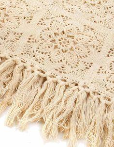 "motleycraft-o-rama: "" From Maggies Crochet. """